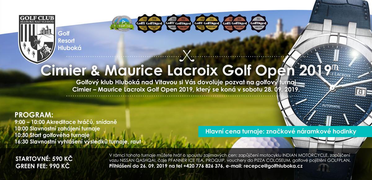pozvánkaMaurice-Lacroix