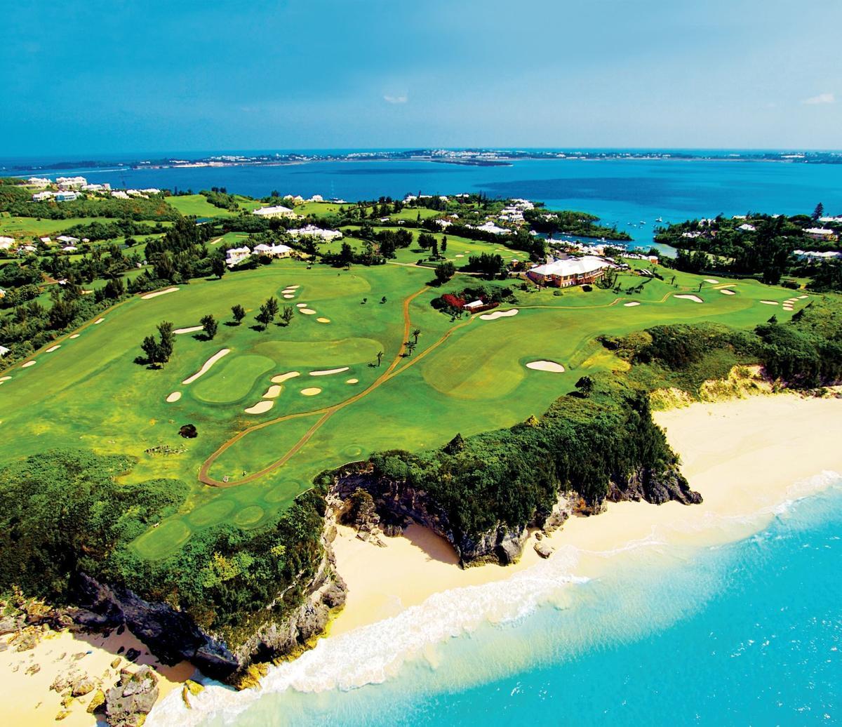 GV - Bermuda Golf - Mid Ocean golf course