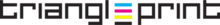 Logo Triangl Print