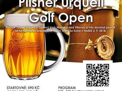 Pilsner Urquell Golf Open