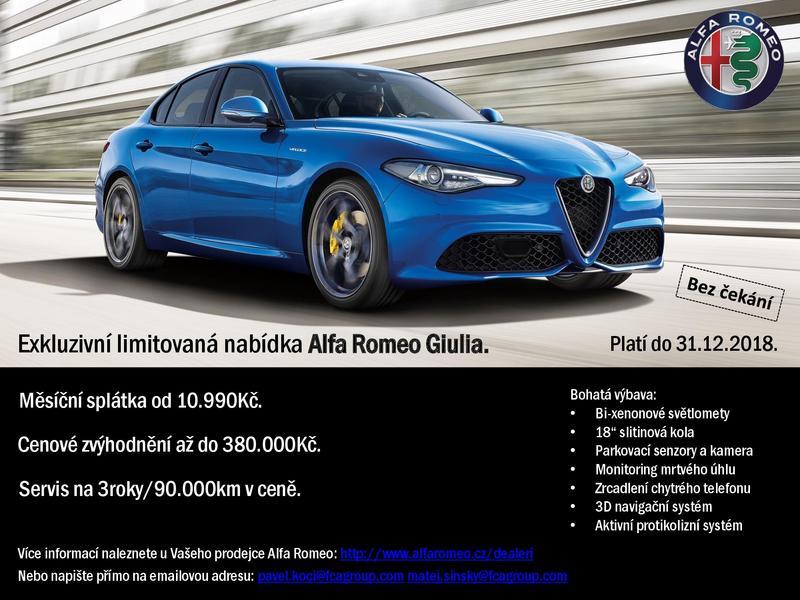 Alfa Rome Giulia