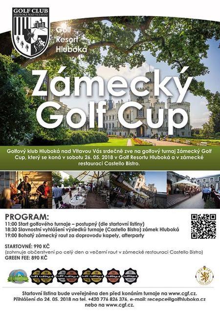 Zámecký Golf Cup