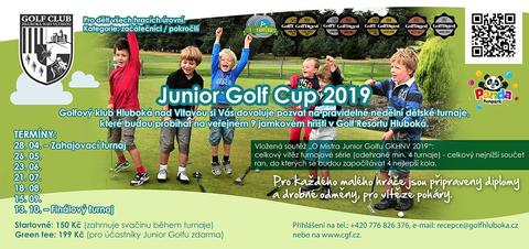 Junior Golf Cup 2019
