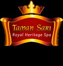 Logo Taman Sari Spa