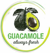 Logo Guacamole Always Fresh