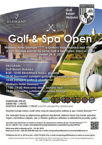 Golf & Spa Open